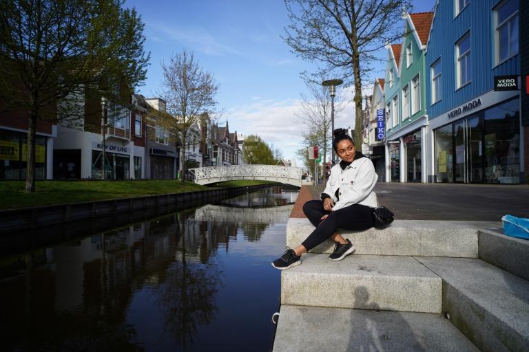 Zaandam een dorpje in de buurt van Amsterdam