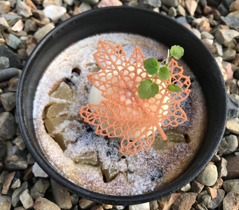 Receptuur clafoutis met peren