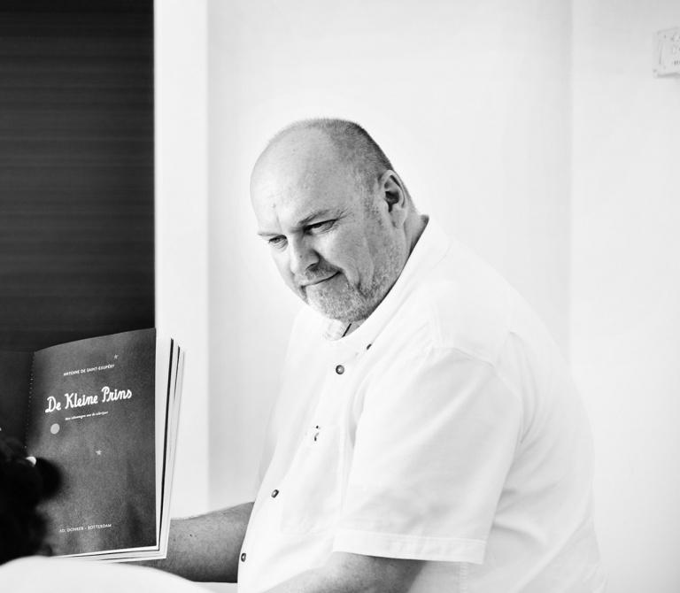 Hospitality Consultant Jeroen Frerichs