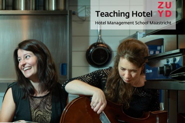 Nieuwjaarsconcert in Teaching Hotel Maastricht