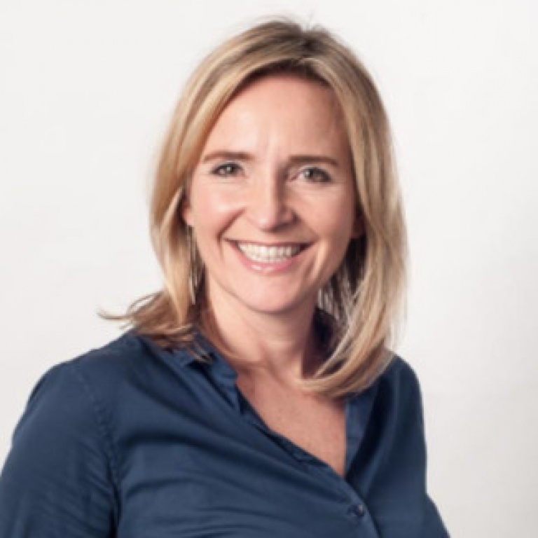 Pascale de Wijs, owner of Likewise and Grey Rebels